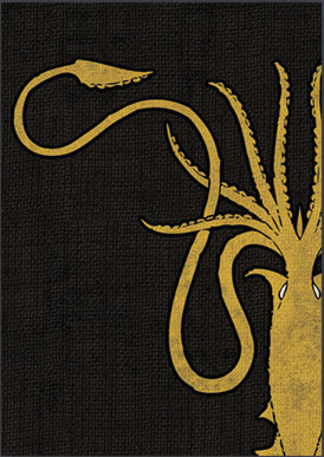 FFG Game of Thrones HBO - House Greyjoy