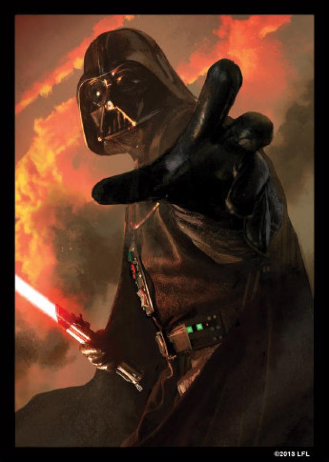FFG Art Sleeves - Star Wars Power of the Dark Side 50