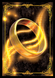 FFG Art Sleeves - The One Ring 50 (unlimited edition)