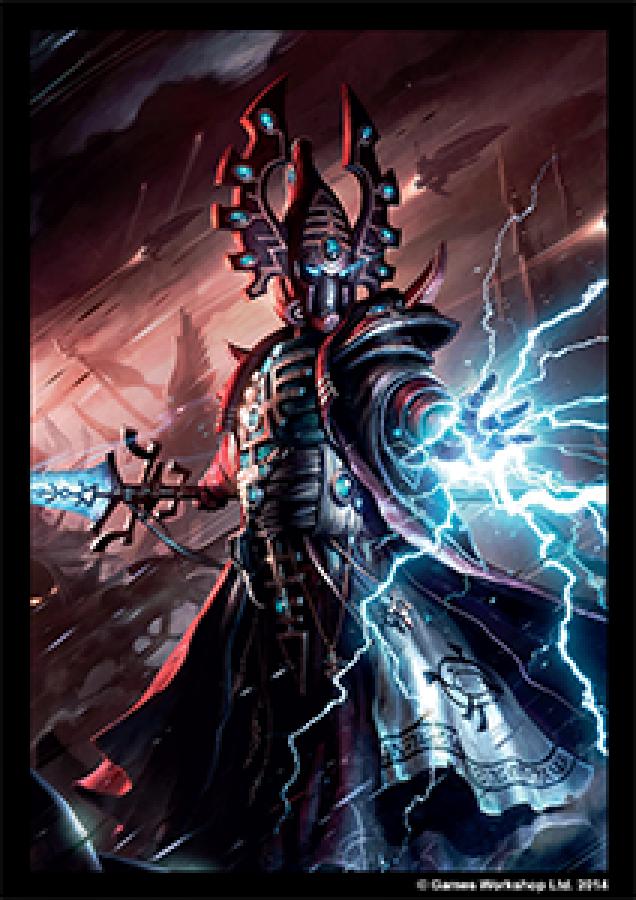 FFG Art Sleeves - Warhammer 40000: Eldar 50