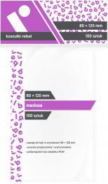 "Koszulki na karty Rebel (80x120 mm) ""Medusa"", 100 sztuk"