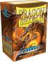 """Dragon Shield: Koszulki na karty (63x88 mm) """"Standard Size"""", 100 sztuk, Pomarańczowe"""