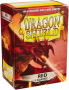 """Dragon Shield: Koszulki na karty (63x88 mm) """"Standard Size"""", 100 sztuk, Czerwone"""