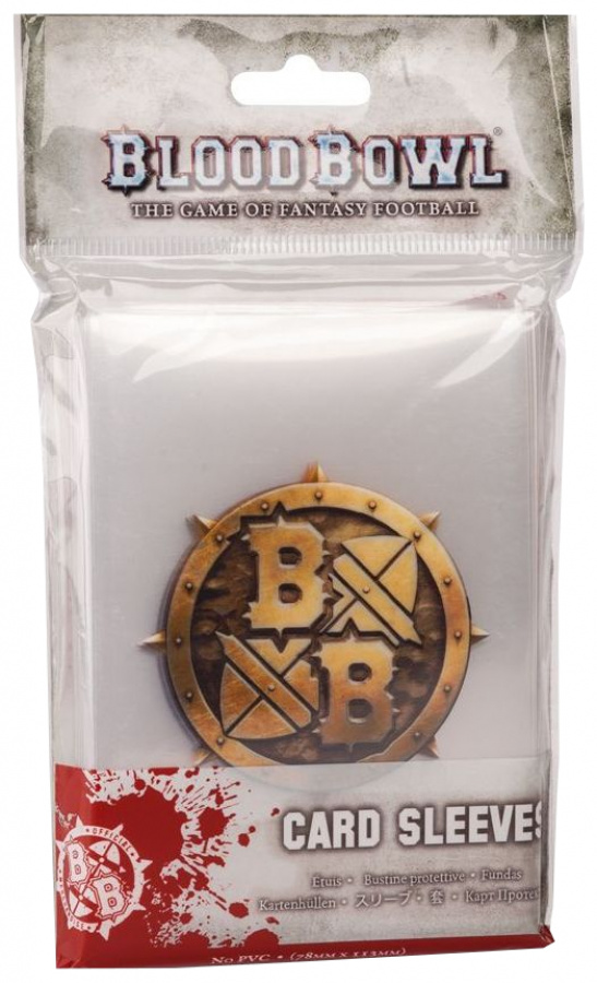 Blood Bowl: Special Play Card Sleeves 50