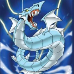 Max Protection Sleeves - Aquatic Dragon 50