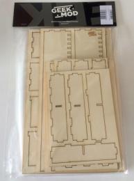 Drewniany Insert - Keyflower