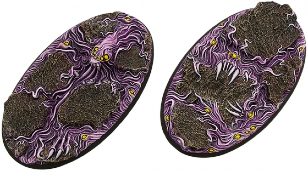 Possessed Bases, Oval 90mm (2)