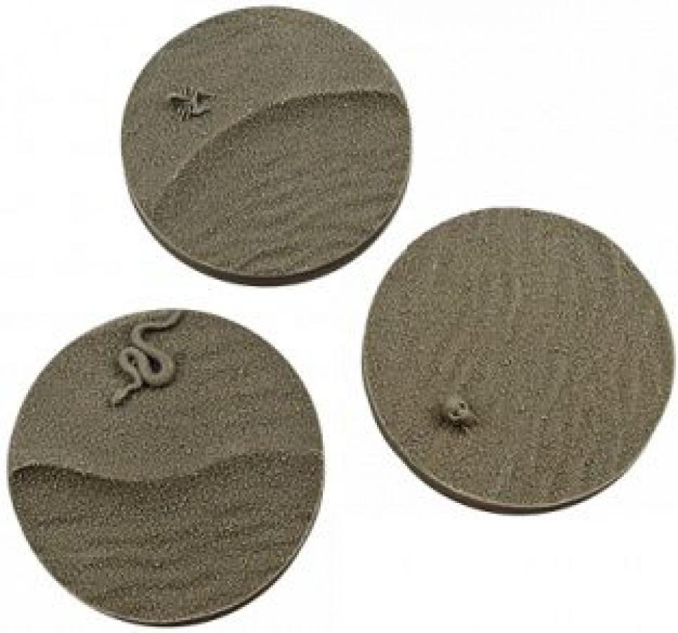 Desert Bases, Round 50 mm (2)