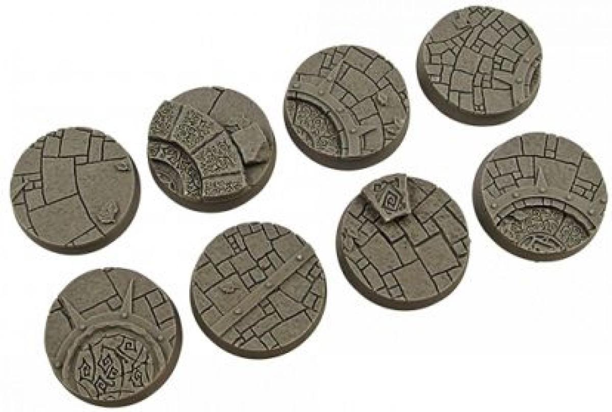 Arcane Bases, Round 32 mm (4)