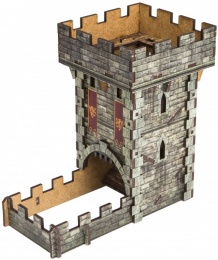 Dice Tower - Medieval (kolorowa)