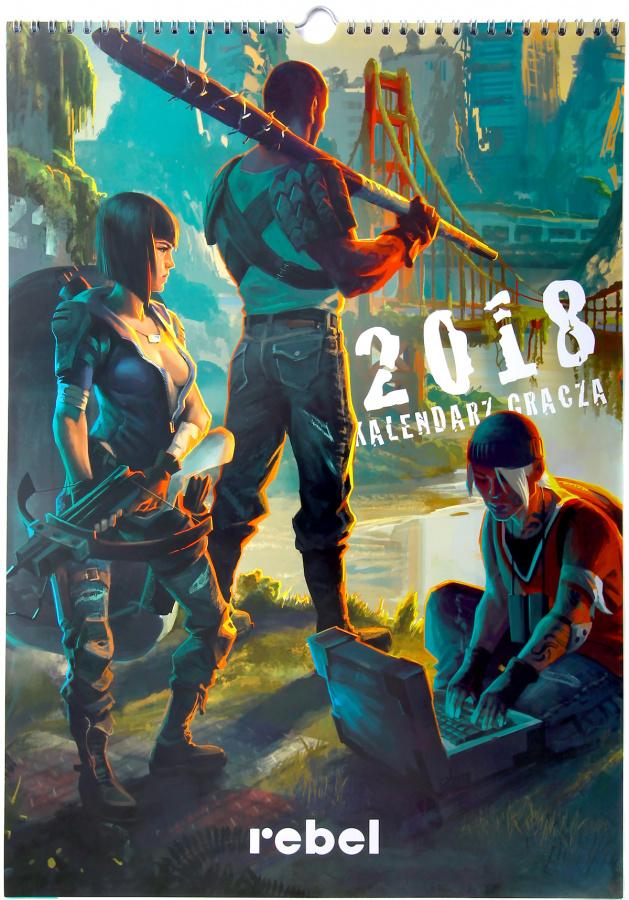 Rebelowy Kalendarz Gracza 2018