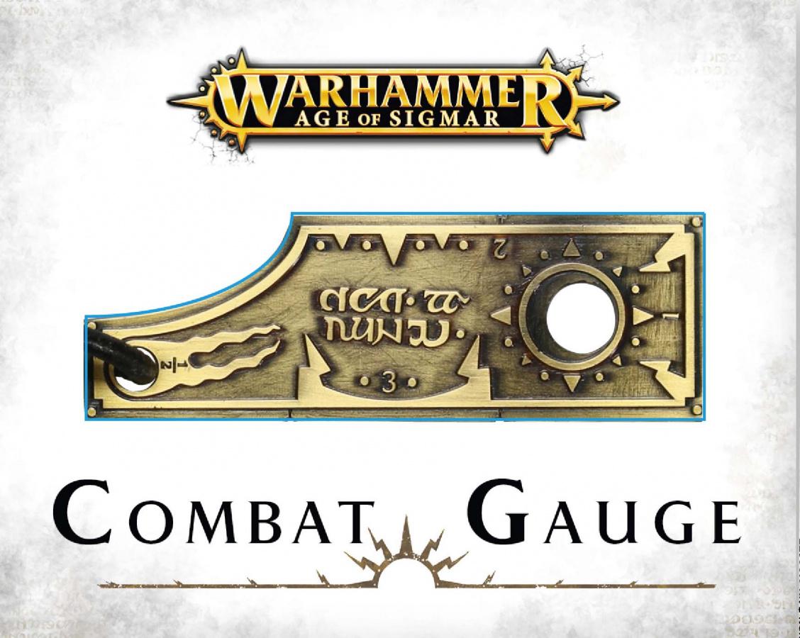 Warhammer Combat Gauge