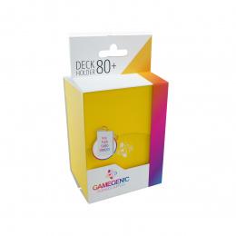 Gamegenic: Deck Holder 80+ - Yellow