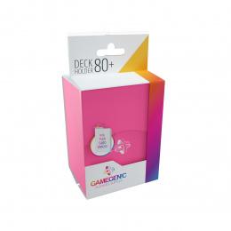 Gamegenic: Deck Holder 80+ - Pink