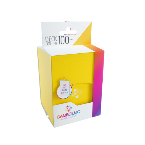 Gamegenic: Deck Holder 100+ - Yellow