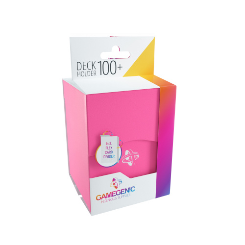 Gamegenic: Deck Holder 100+ - Pink