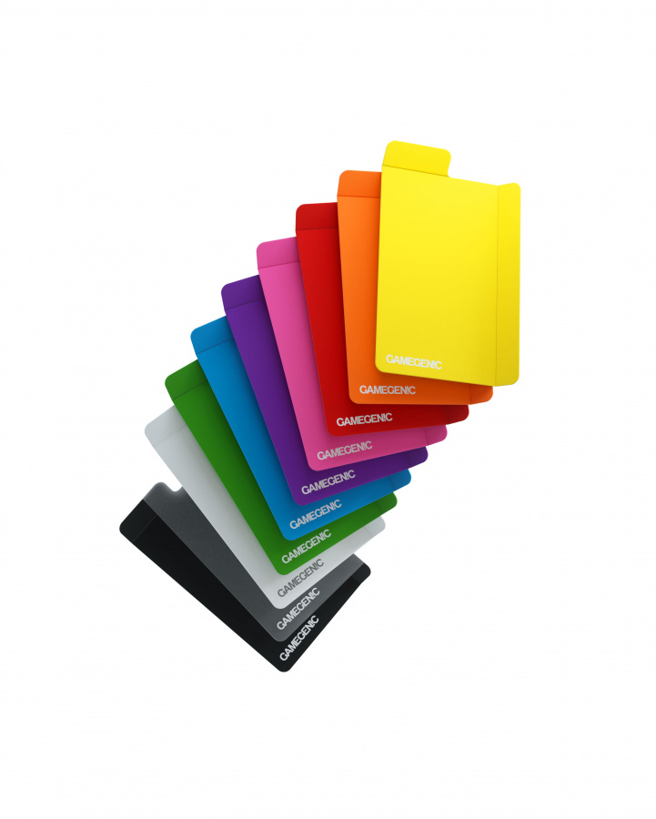 Gamegenic: Card Dividers - Multicolor
