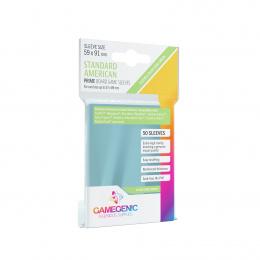 Gamegenic: Prime Standard American-Sized Sleeves (57x89 mm), 50 sztuk