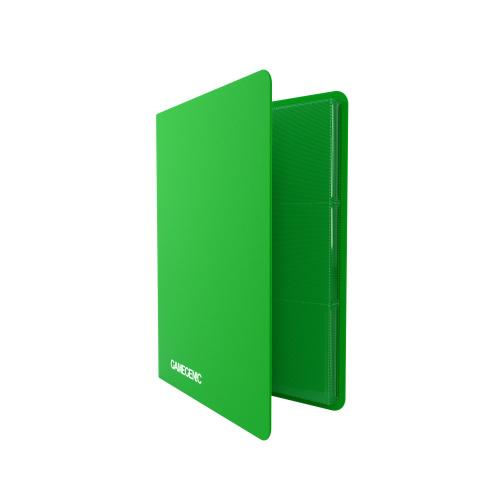 Gamegenic: Casual Album 18-Pocket - Green