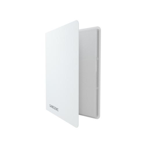 Gamegenic: Casual Album 18-Pocket - White