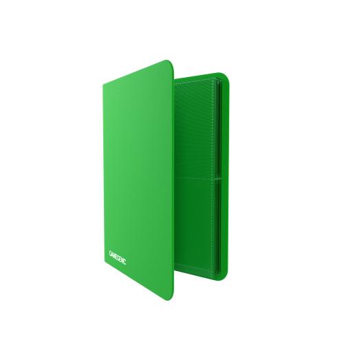 Gamegenic: Casual Album 8-Pocket - Green