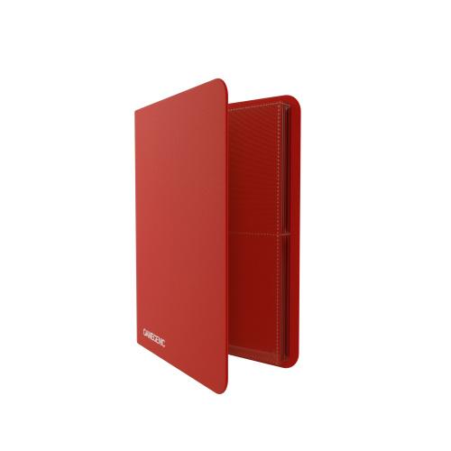 Gamegenic: Casual Album 8-Pocket - Red