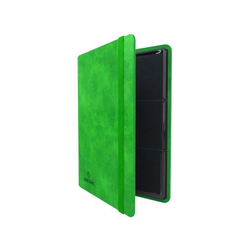 Gamegenic: Prime Album 18-Pocket - Green