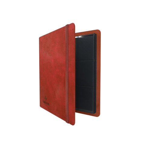 Gamegenic: Prime Album 24-Pocket - Red