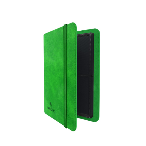 Gamegenic: Prime Album 8-Pocket - Green
