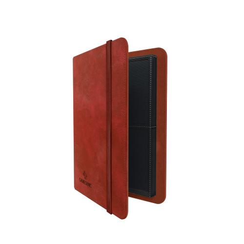 Gamegenic: Prime Album 8-Pocket - Red