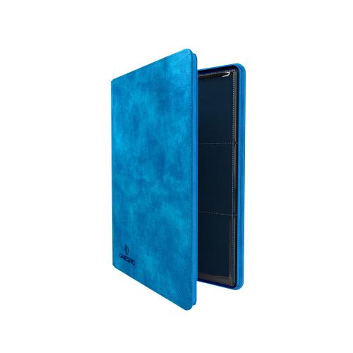 Gamegenic: Zip-Up Album 18-Pocket - Blue
