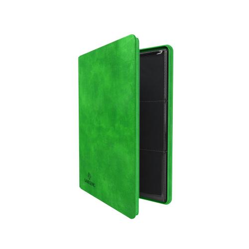 Gamegenic: Zip-Up Album 18-Pocket - Green
