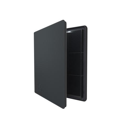 Gamegenic: Zip-Up Album 24-Pocket - Black