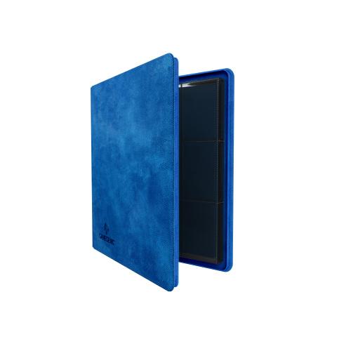 Gamegenic: Zip-Up Album 24-Pocket - Blue