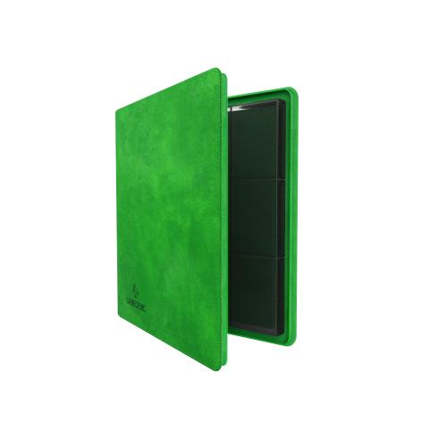 Gamegenic: Zip-Up Album 24-Pocket - Green