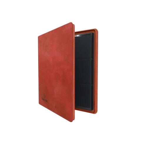 Gamegenic: Zip-Up Album 24-Pocket - Red