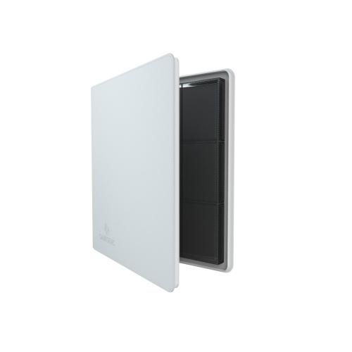 Gamegenic: Zip-Up Album 24-Pocket - White