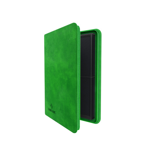 Gamegenic: Zip-Up Album 8-Pocket - Green