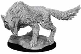 Dungeons & Dragons: Nolzur's Marvelous Miniatures - Winter Wolf