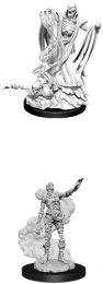 Dungeons & Dragons: Nolzur's Marvelous Miniatures - Lich & Mummy Lord