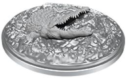 Dungeons & Dragons: Nolzur's Marvelous Miniatures - Crocodile