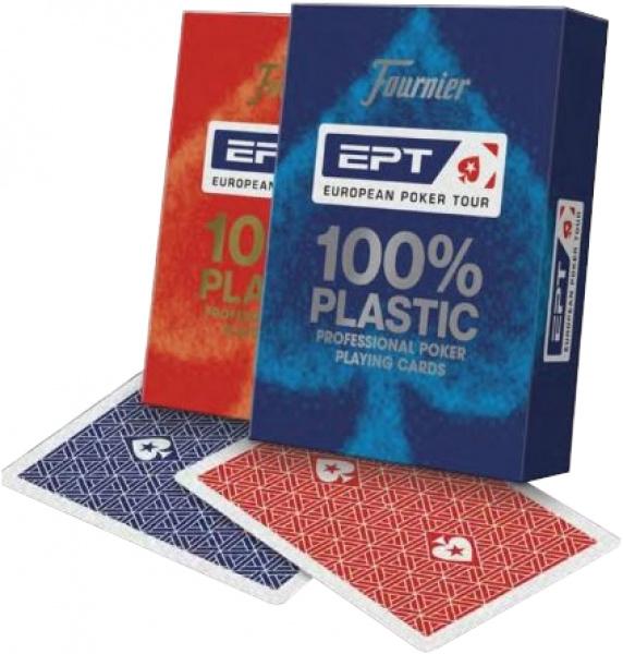 Fournier 100% Plastic EPT