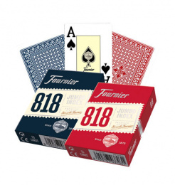 Fournier No. 818 Poker Jumbo Index