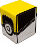 Ultra Pro: Alcove Flip Box - Ultra Ball