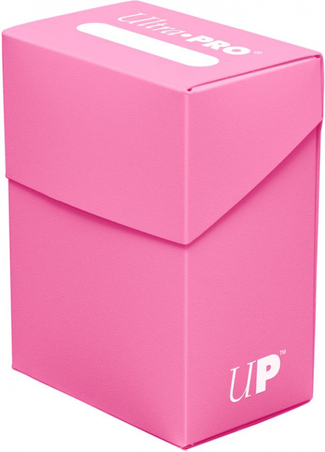 Deck Box - Bright Pink