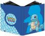 Ultra Pro: 9-Pocket Pro Binder - Pokémon Squirtle