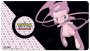 Ultra Pro: Mew Playmat for Pokémon