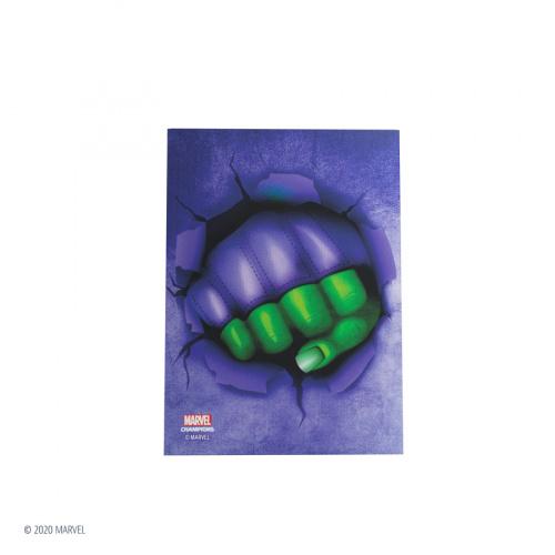 Gamegenic: Marvel Champions Art Sleeves (66 mm x 91 mm) She-Hulk 50+1 szt.