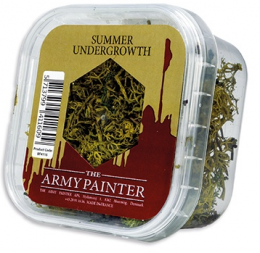 Army Painter - Basing Summer Undergrowth Bas