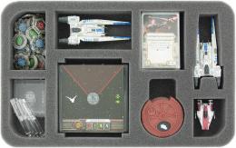 Feldherr Gąbka na figurki X-Wing: U-Wing, ships and accessories (8 otworów)